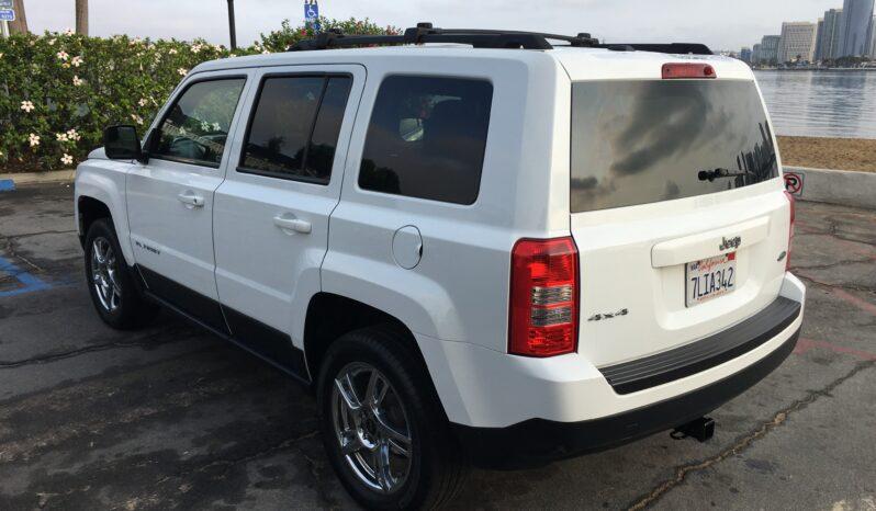 2015 Jeep Patriot Latitude SUV full